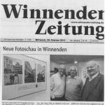 Winnender Zeitung, 25.02.2015